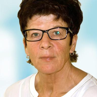Anja von Hof (Verwaltung und Schulsekretariat)